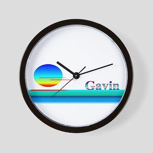 Gavin Wall Clock