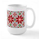 Folk Design 3 Large Mug
