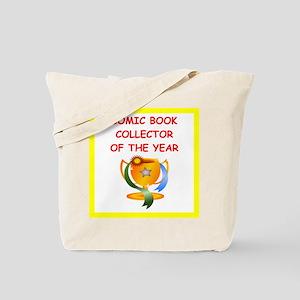 comic book Tote Bag