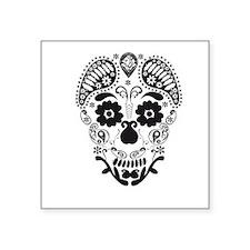 Skull decorative Sticker