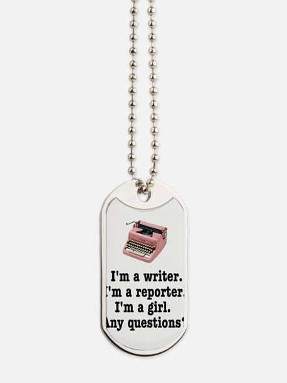 pinktypewriterback.jpg Dog Tags