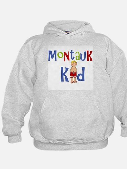 Montauk Kid Boy Hoodie