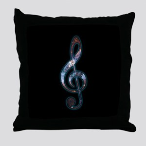 Music is Universal Throw Pillow