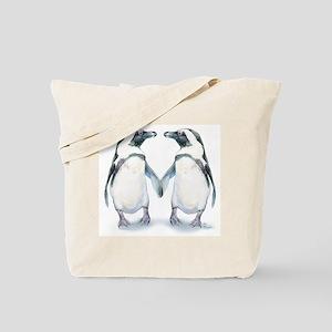 Penguin Pals Tote Bag