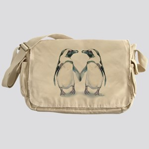 Penguin Pals Messenger Bag