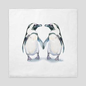 Penguin Pals Queen Duvet