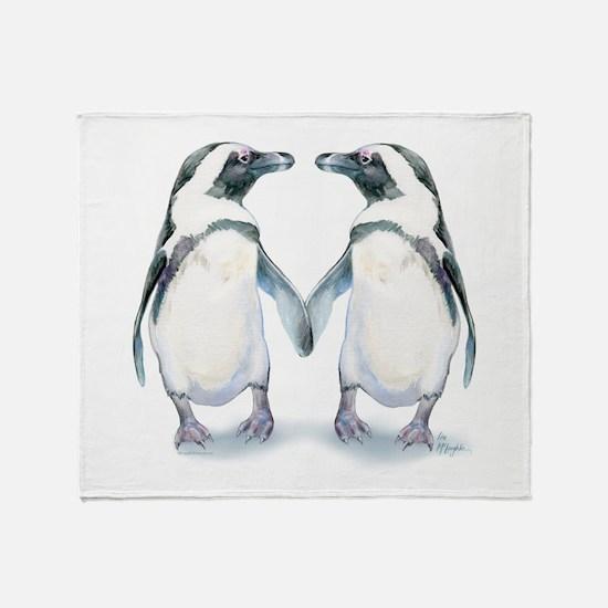Penguin Pals Throw Blanket