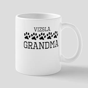 Vizsla Grandma Mugs