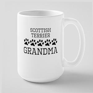 Scottish Terrier Grandma Mugs