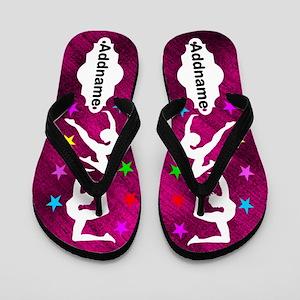 Elegant Gymnast Flip Flops