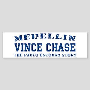 Vince Chase - Medellin Bumper Sticker