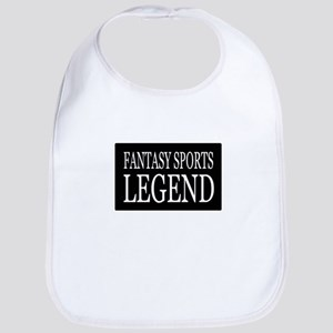 """Fantasy Sports Legend"" Bib"