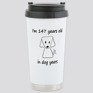 21 dog years 6 Travel Mug