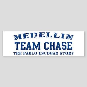 Team Chase - Medellin Bumper Sticker