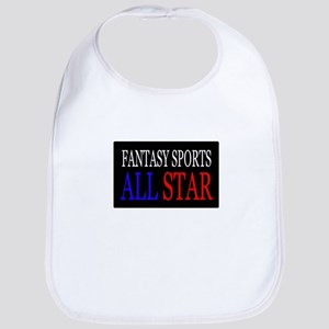 """Fantasy Sports All Star"" Bib"