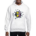 Catatomic Splat Logo Hooded Sweatshirt