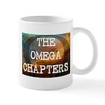 Omega Chapters Logo Mug Mugs
