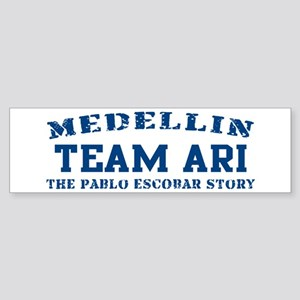 Team Ari - Medellin Bumper Sticker