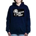 JFG Graffiti Logo Women's Hooded Sweatshirt