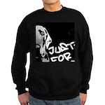 JFG Graffiti Logo Sweatshirt (dark)