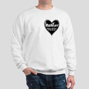 Heart Hamlet  Sweatshirt
