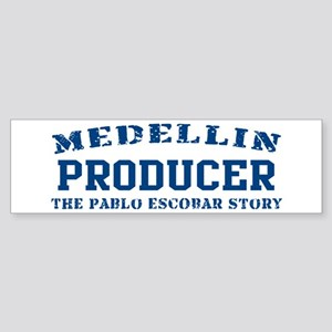 Producer - Medellin Bumper Sticker