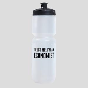 Trust Me Im An Economist Sports Bottle