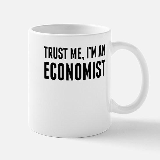 Trust Me Im An Economist Mugs