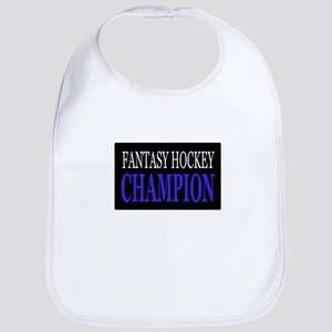 """Fantasy Hockey Champion"" Bib"