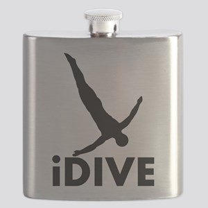iDive Diving Flask