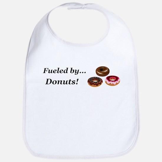 Fueled by Donuts Bib