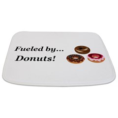 Fueled by Donuts Bathmat