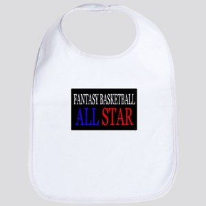 """Fantasy Basketball All Star"" Bib"