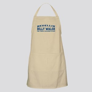 Billy Walsh - Medellin BBQ Apron