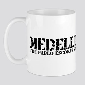 Medellin - The Pablo Escobar Story Mug