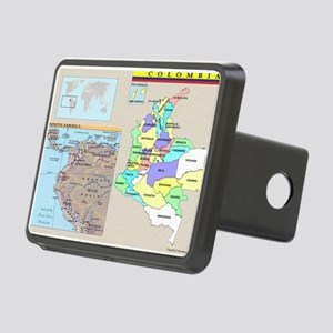 Colombia location Rectangular Hitch Cover