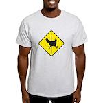 Chicken Road Crossing T-Shirt