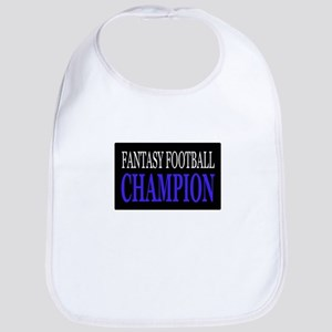 """Fantasy Football Champion"" Bib"