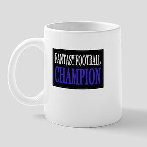 """Fantasy Football Champion"" Mug"