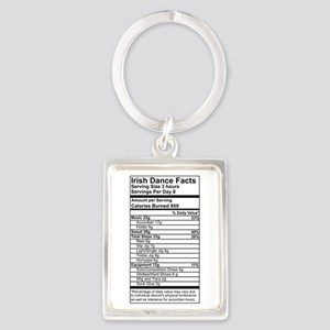 Irish Dance Fact Keychain Keychains