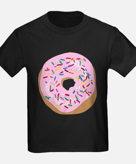 Pink Donut with Sprinkles T-Shirt