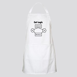 Cat Logic Apron