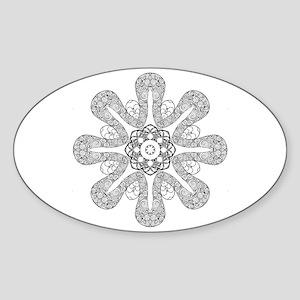 Beautiful and Meditative Zen Designs Sticker