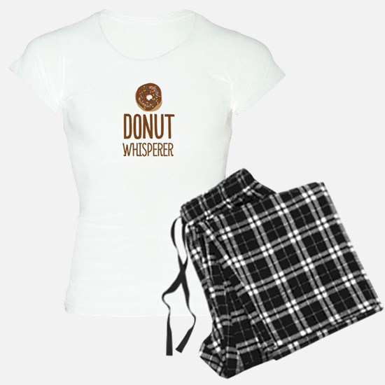 Donut Whisperer Pajamas