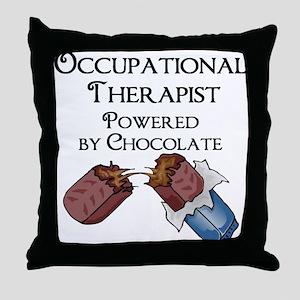 OT Chocolate Lover Throw Pillow