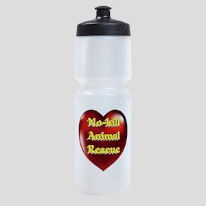 No-kill Animal Rescue Sports Bottle