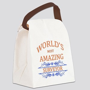 Surveyor Canvas Lunch Bag