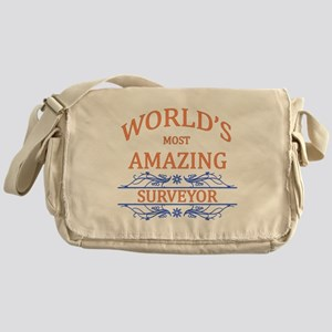Surveyor Messenger Bag
