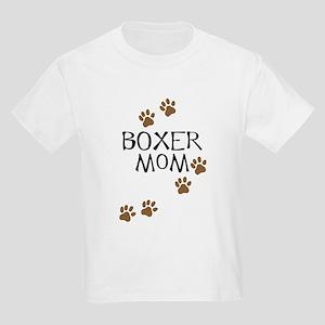 Boxer Mom Kids Light T-Shirt