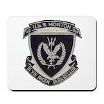 USS MORTON Mousepad